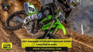2021 Kawasaki KX250 And Kawasaki KX450 Launched In India | Price in India | Mechanical Specifications | 2YODOINDIA
