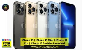 Apple Event 2021 : iPhone 13   iPhone 13 Mini   iPhone 13 Pro   iPhone 13 Pro Max Launched   Price in India   Price in US   Specifications   2YODOINDIA