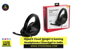 HyperX Cloud Stinger S Gaming Headphones Launched in India | Price in India | Specifications | 2YODOINDIA