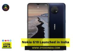 Nokia G10 Launched in India | Price in India | Specifications | 2YODOINDIA