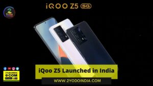 iQoo Z5 Launched in India   Price in India   Specifications   2YODOINDIA