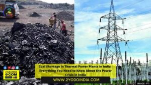 Coal Shortage in Thermal Power Plants in India : Everything You Need to Know About the Power Crisis in India | Everything You Need to Know About the Power Crisis in India | Why India is facing a shortage of coal | What the Government Said | Coal Crisis Situation to Normalise in 3-4 days : Union Minister Pralhad Joshi | 2YODOINDIA