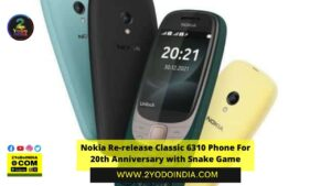 Nokia Re-release Classic 6310 Phone For 20th Anniversary with Snake Game   Price in India   Specifications   2YODOINDIA