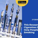 This Research Says E-Cigarettes Cannot Help People Quit Smoking | Details Inside | What is E-Cigarettes | 2YODOINDIA